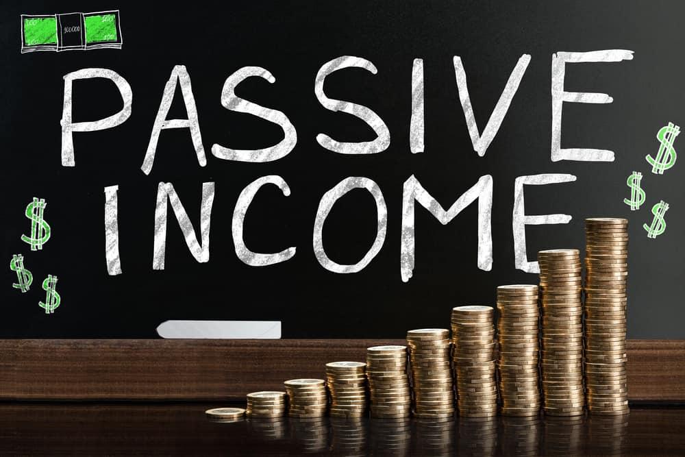 建立被動收入